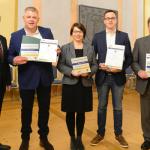 """Saale-Holzland-Kreis kürt Fleischermeister René Wohlgezogen zum """"Unternehmer in Verantwortung 2019"""""""