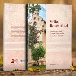jenawohnen veröffentlichte Buch zur Geschichte der Villa Rosenthal