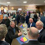 """""""2020 wird ein wichtiges Jahr"""": FDP-Neujahrsempfang in der Sparkassenarena mit Dutzenden Gästen"""
